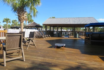 Carrabelle RV Resort Clubhouse