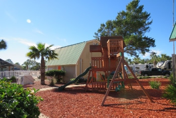 Carrabelle RV Resort Kid Park
